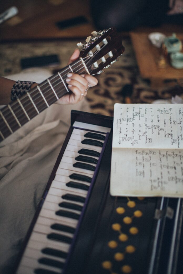 relationship between music and math