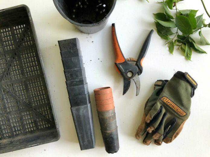 gardening instruments
